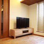 テレビボード「LEGS」納品事例。稲沢市・K様